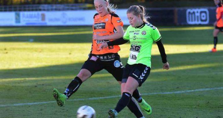My Linderholm  Bild: Kristianstadsbladet